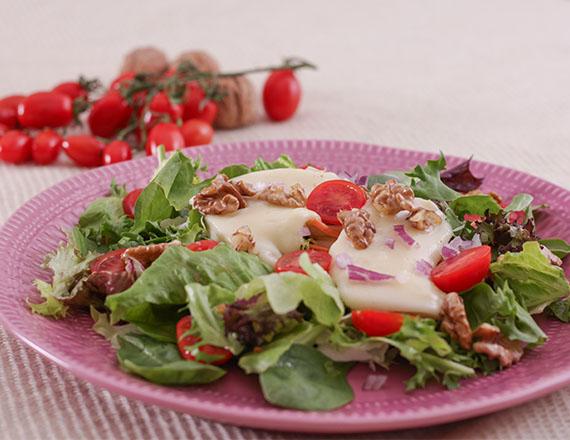 Gomolyás saláta