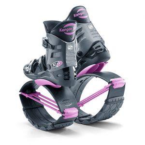KJ XR3 Kangoo cipő fekete pink