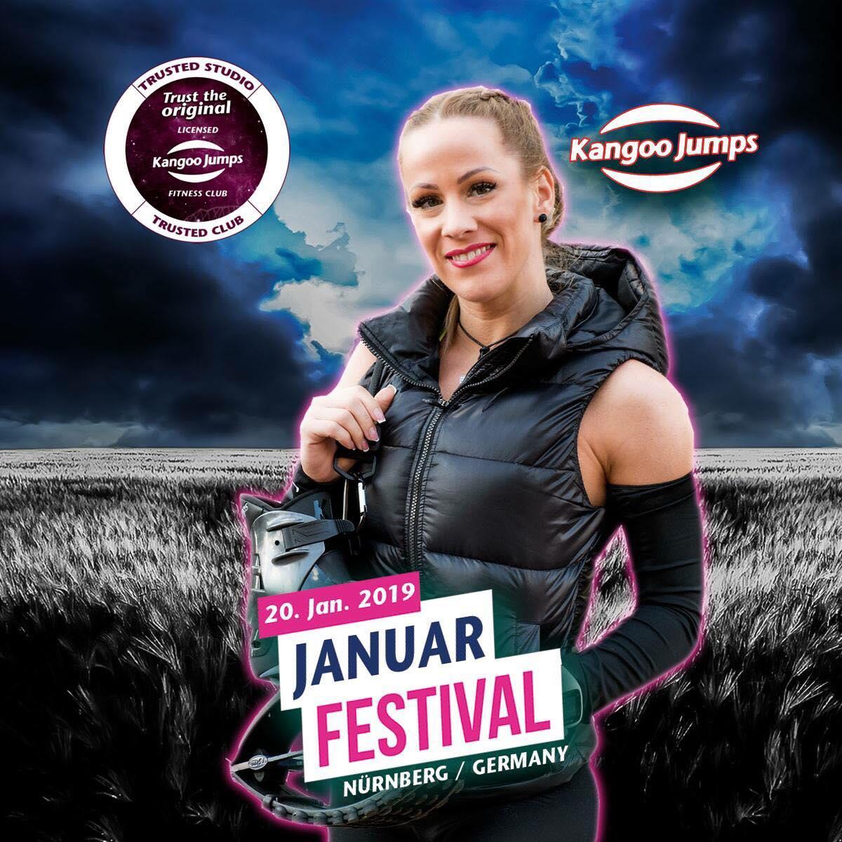 Kangoo Januar Festival Nürnberg