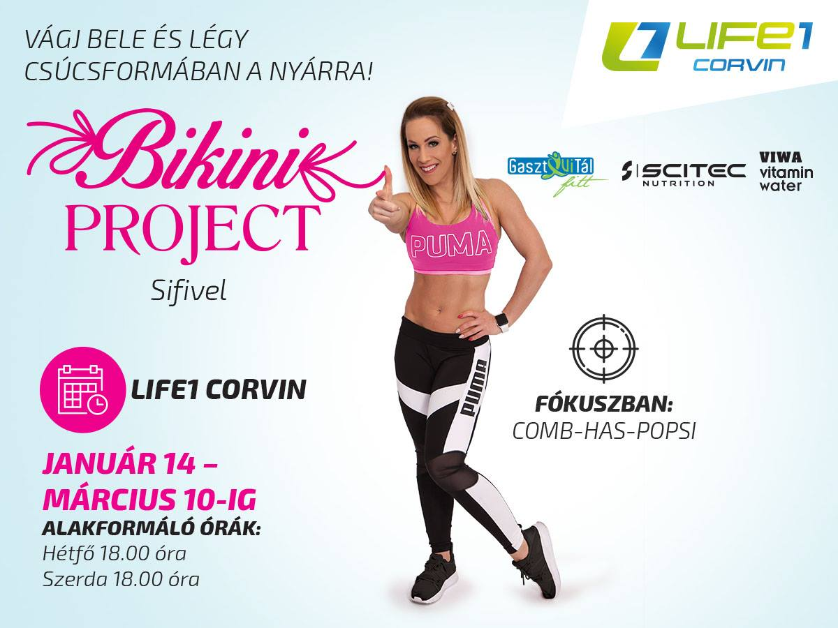 Bikini Project Sifivel