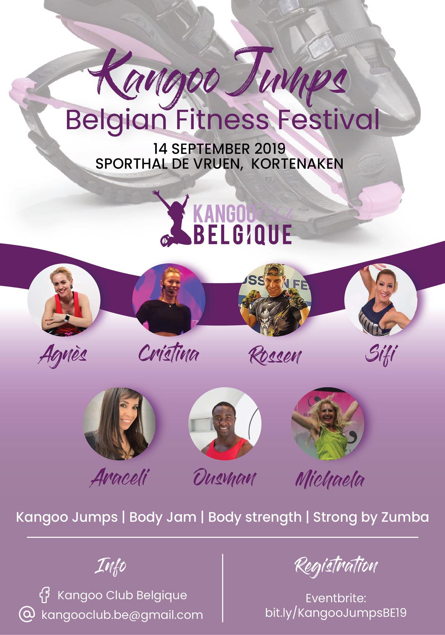 Kangoo Belgian Festival