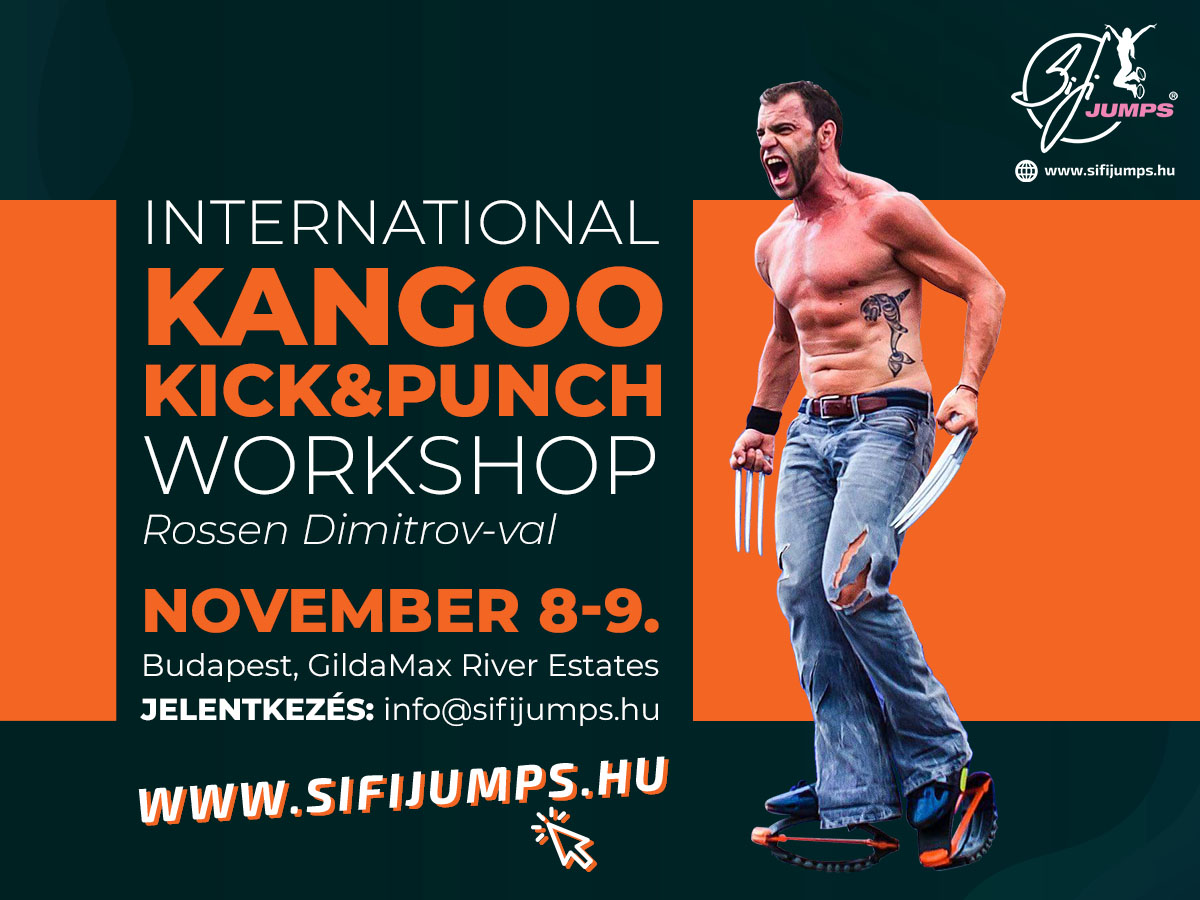 Kangoo Kick&Punch Workshop