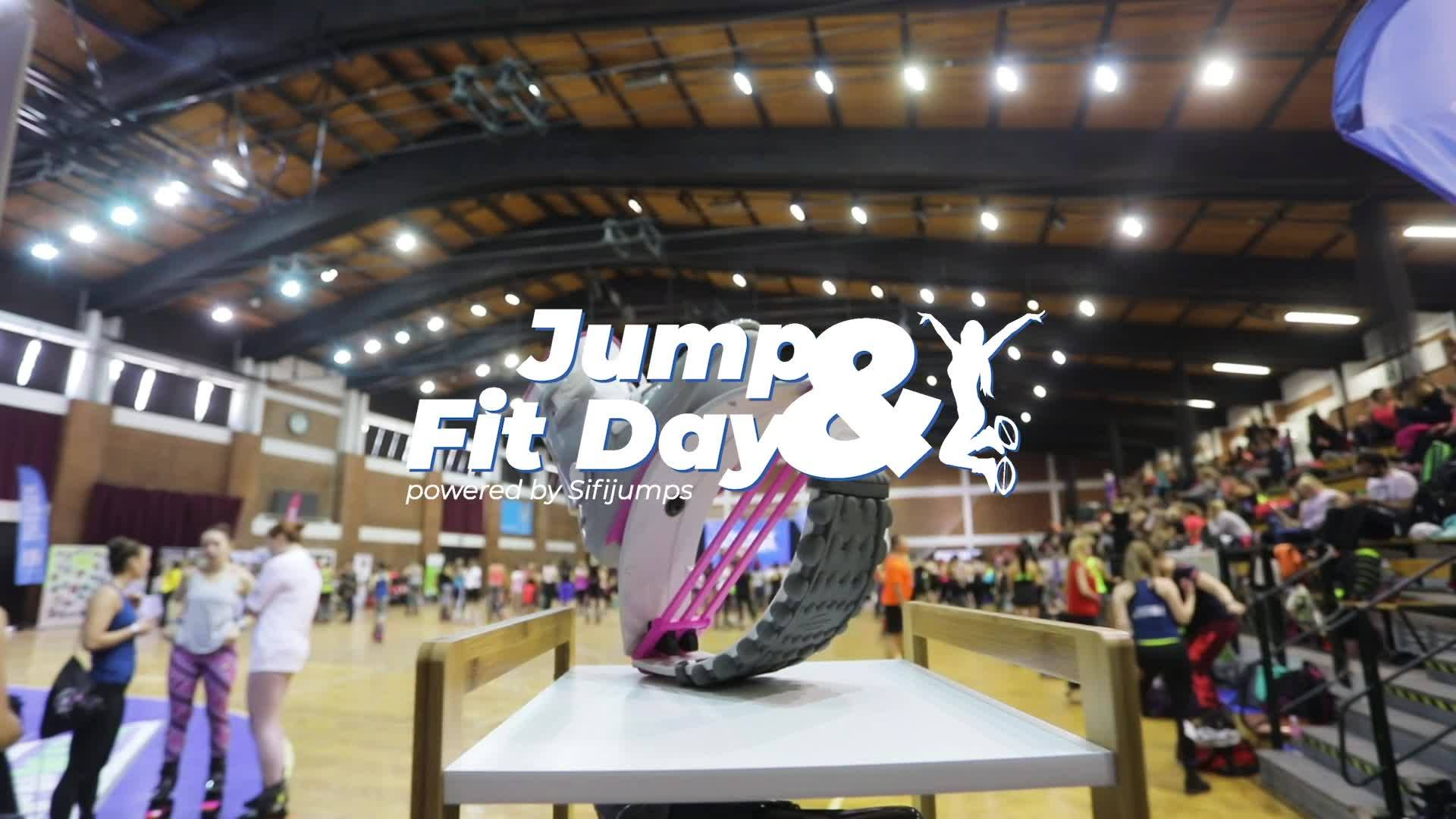 Jump&Fit Day powered by SifiJUMPS